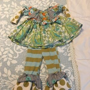 Gigglemoon outfit 12 months